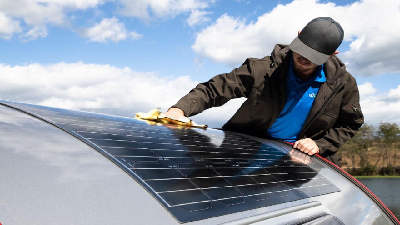 RJ - energia solar - grafeno - empresa