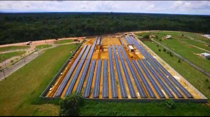Energia solar - NOVA ERA - usina solar energia sustentável
