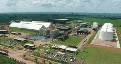 Usina – etanol de milho – Mato Grosso – carbono