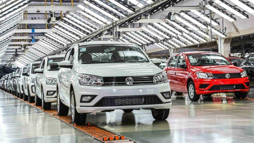 Volkswagen – fábricas - investimentos