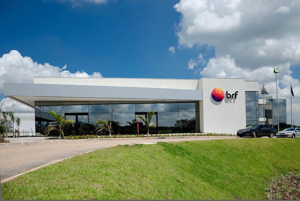 BRF – Santa Catarina - produção – construção