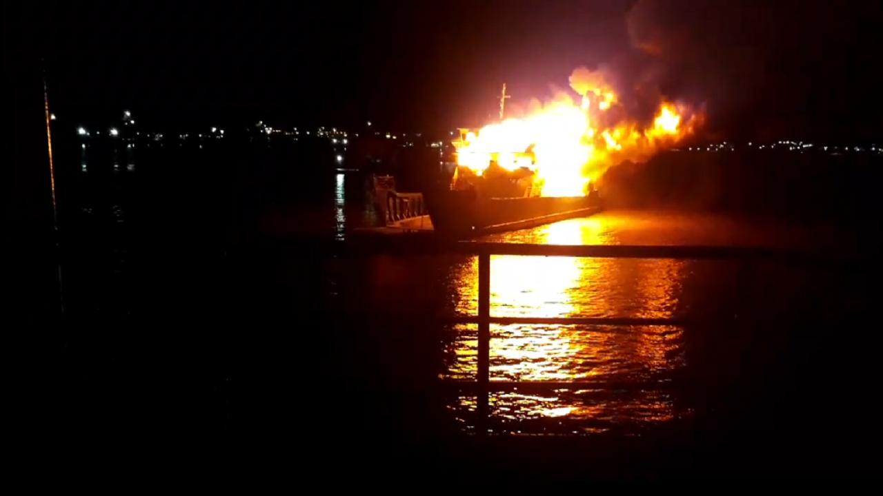 Ferryboat - tripulantes - Maranhão - São Luís