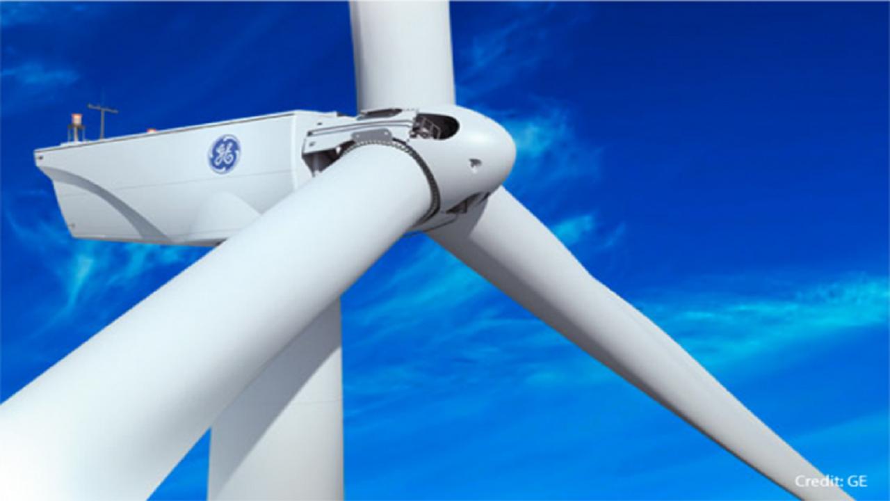 General Eletric - GE - energia eólica offshore - investimentos