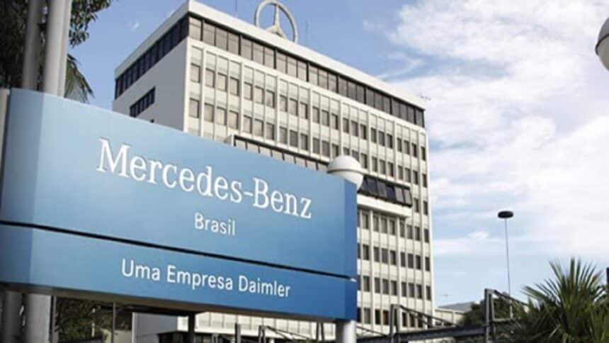 Mercedes-Benz - SP - Great Wall