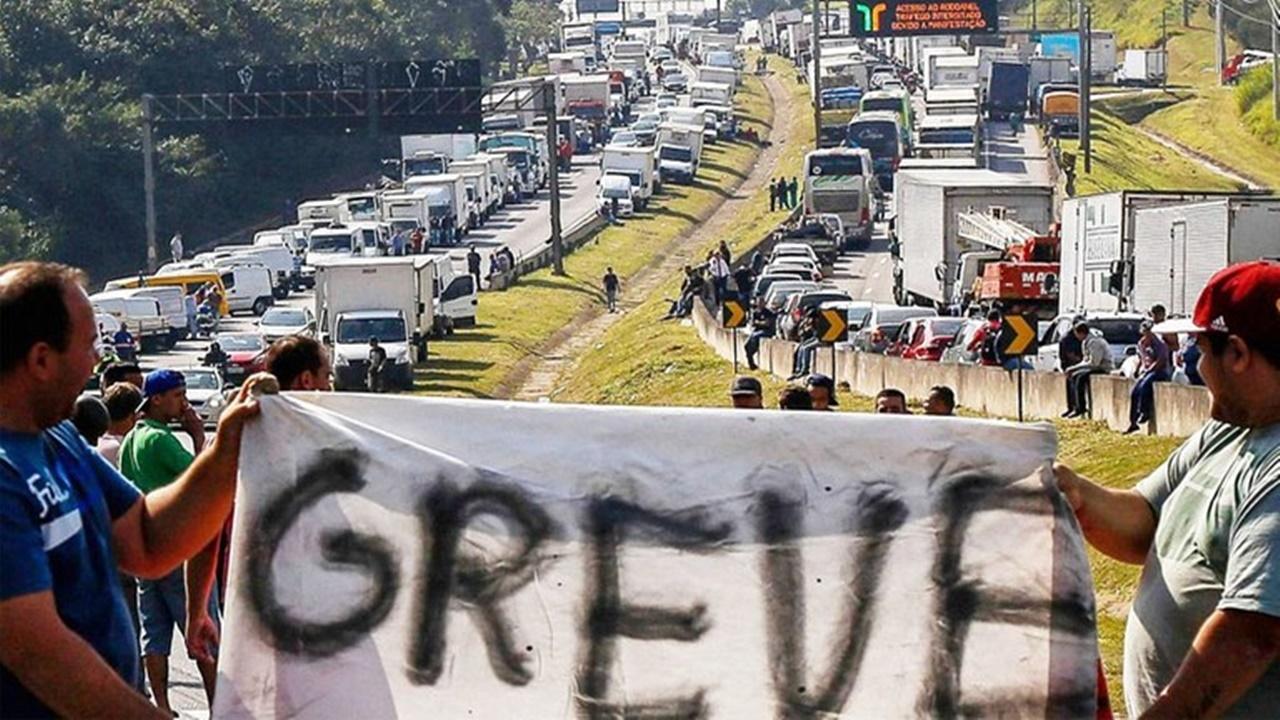 caminhoneiros - greve - gasolina - diesel - preço - combustíveis - etanol - petrobras