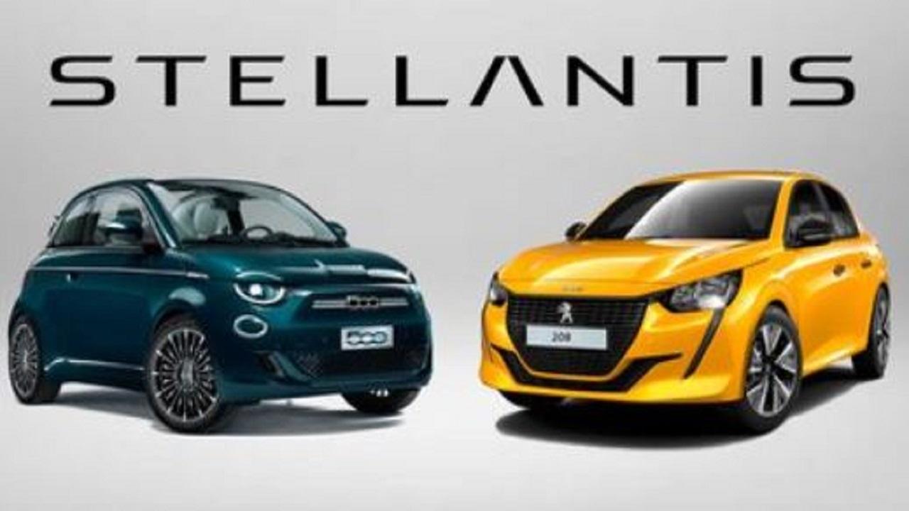 Stellantis - carros elétricos - Fiat - Peugeot -