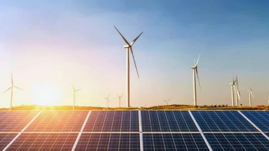 Energia renovável - construção - usinas solares - SP-RJ-MT-PE-e-PA.