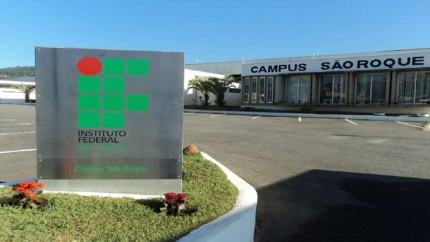 IFSP - cursos gratuitos - vagas -