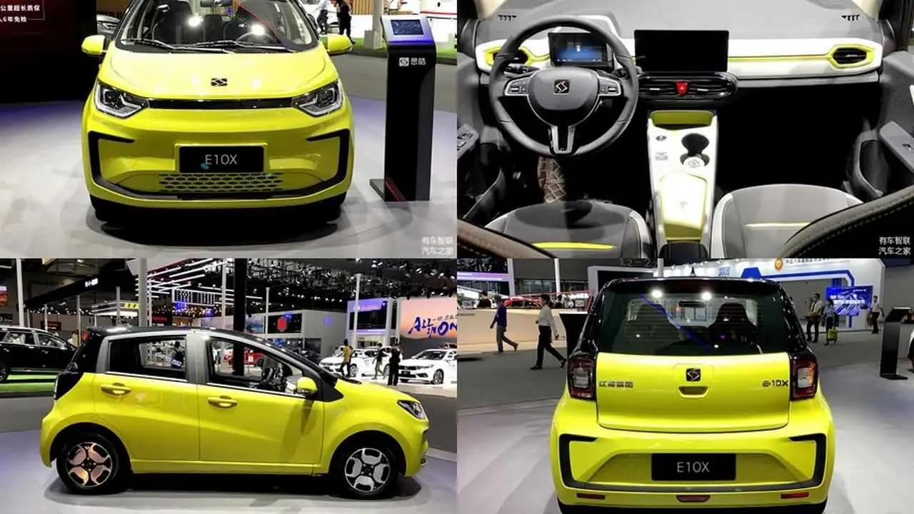 JAC motors - carro elétrico - Volkswagen