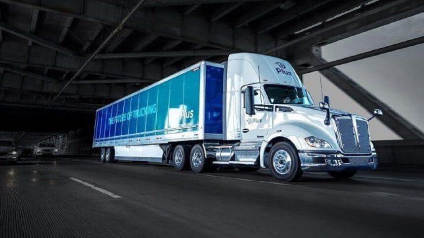Amazon - e-commerce - caminhões -robôs