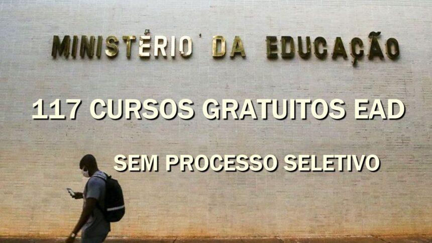 Mec Oferece 117 Cursos Gratuitos E Online Ead Com Certificado Nao Ha Limite De Vagas E Nem Processo Seletivo Candidatos De Todo O Brasil Podem Se Inscrever Cpg Click Petroleo E Gas