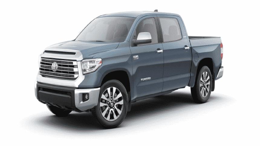 Picape - Tundra - Toyota - carros
