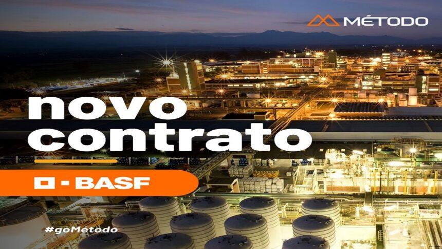 BASF - método engenharia - Industria química - agrícola
