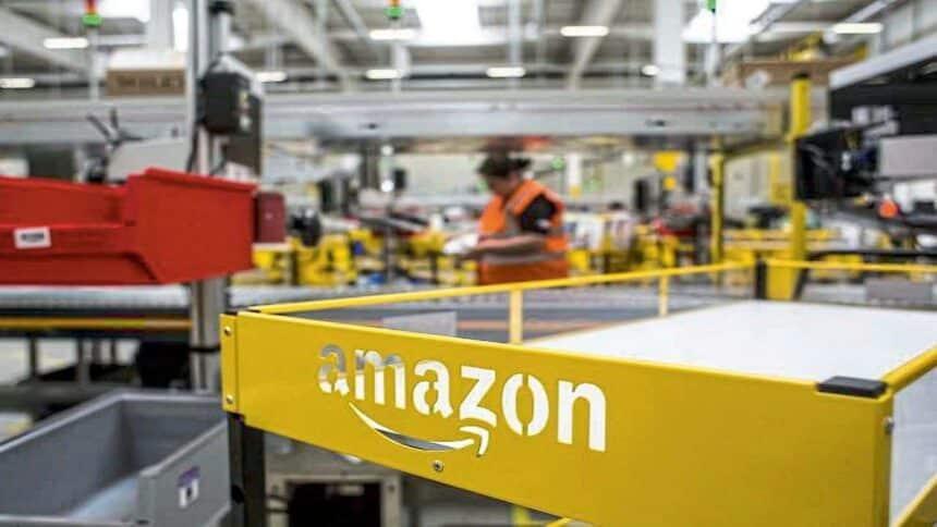 Multinacional - vagas de emprego - Amazon - Minas Gerais - Betim