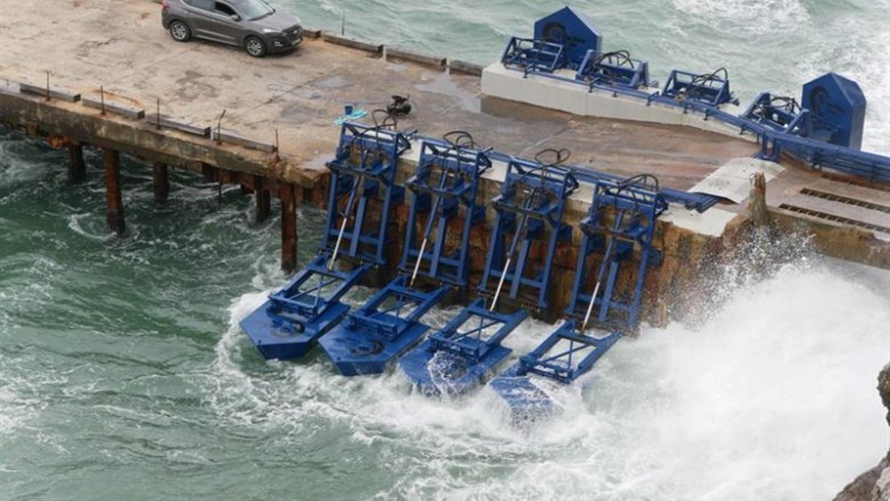 ceará - usina - empregos - ondas do mar - maremotriz - porto do pecém