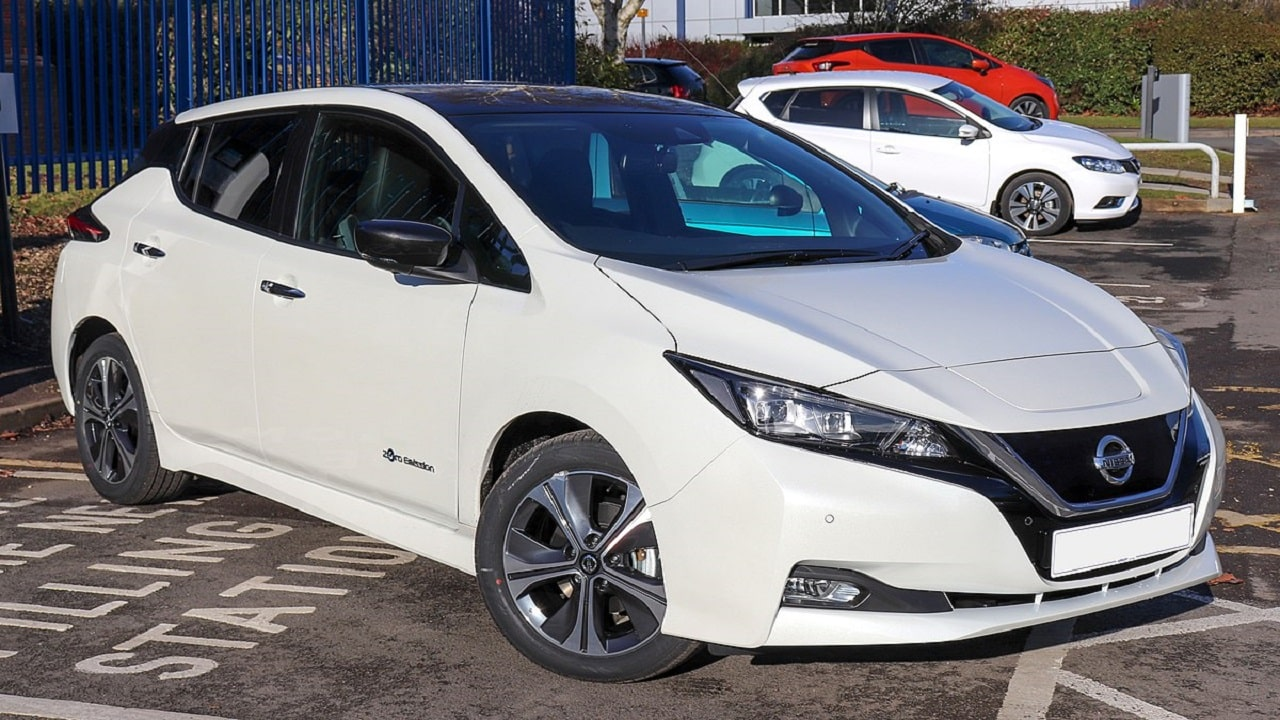 Nissan - Nissan Leaf - carros elétricos - Itaú