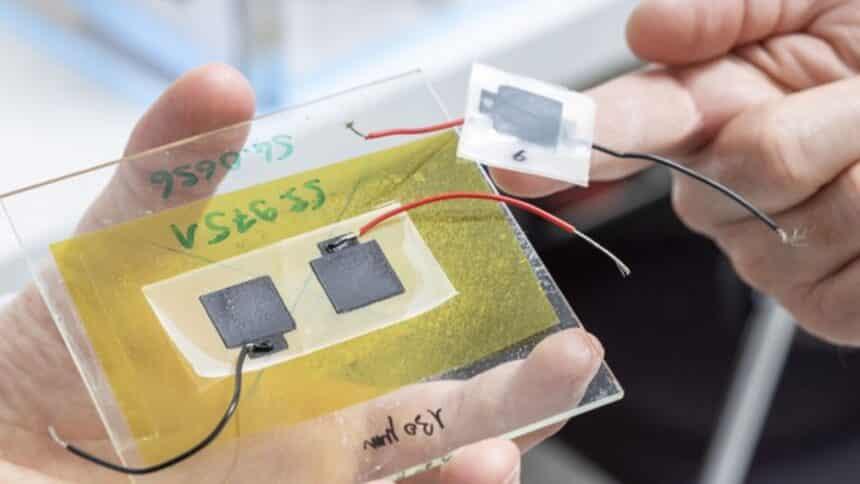 bateria - celulose - carbono - sal de cozinha