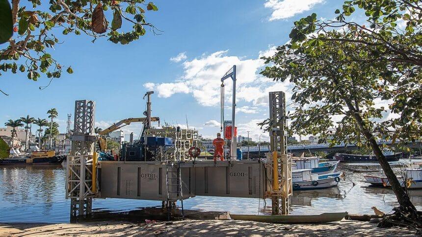 construção - porto - terpor - Macaé - prefeito - obras