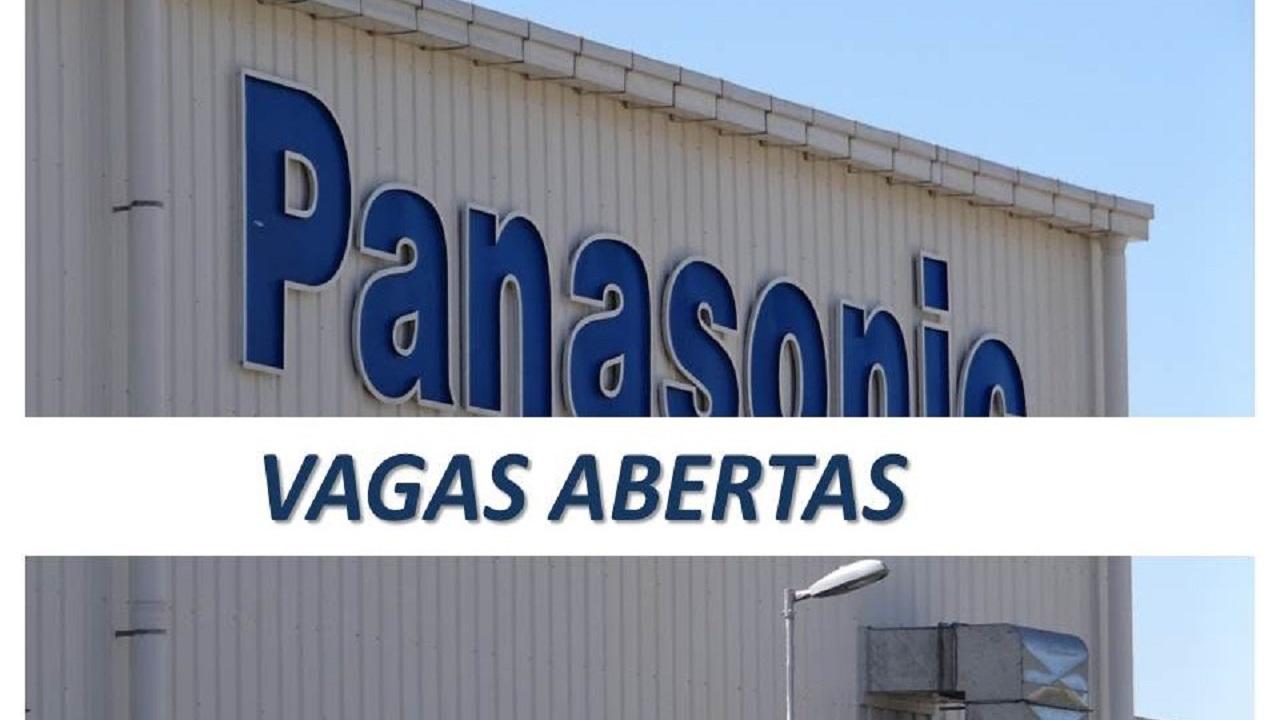 Panasonic - vagas de emprego - estágio - SP - MG - AM