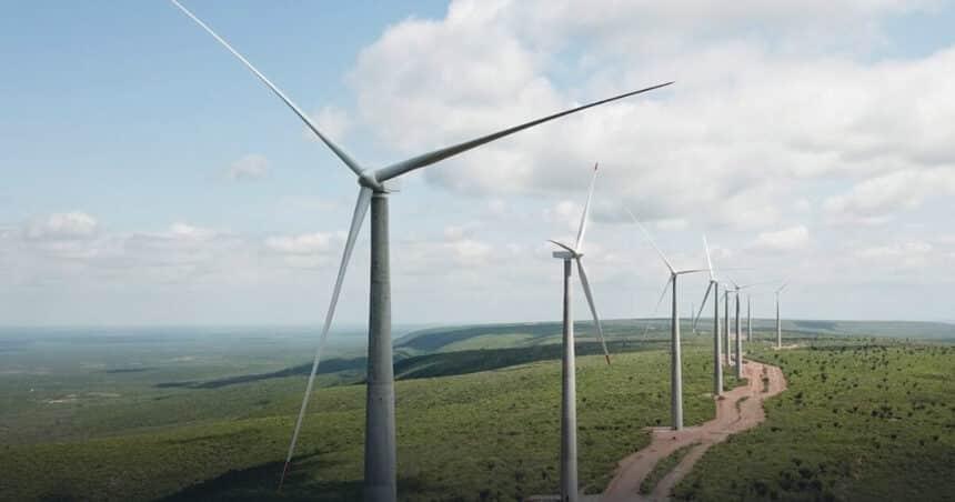 Parque eólico – Enel – Piauí