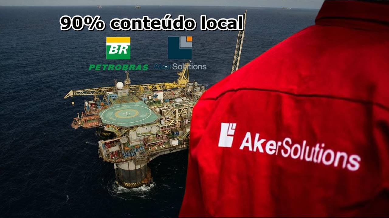 Petrobras Aker Solutions Rio das Ostras Subsea