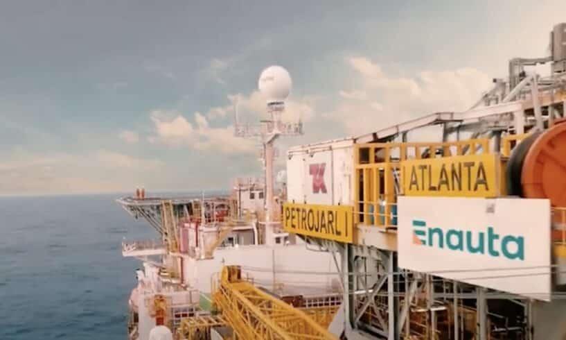 Shell - petróleo - enauta - eneva - gás - onshore - offshore