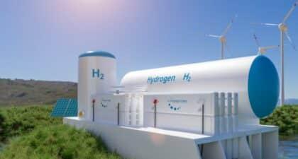 Hidrogênio – construção – Ceará