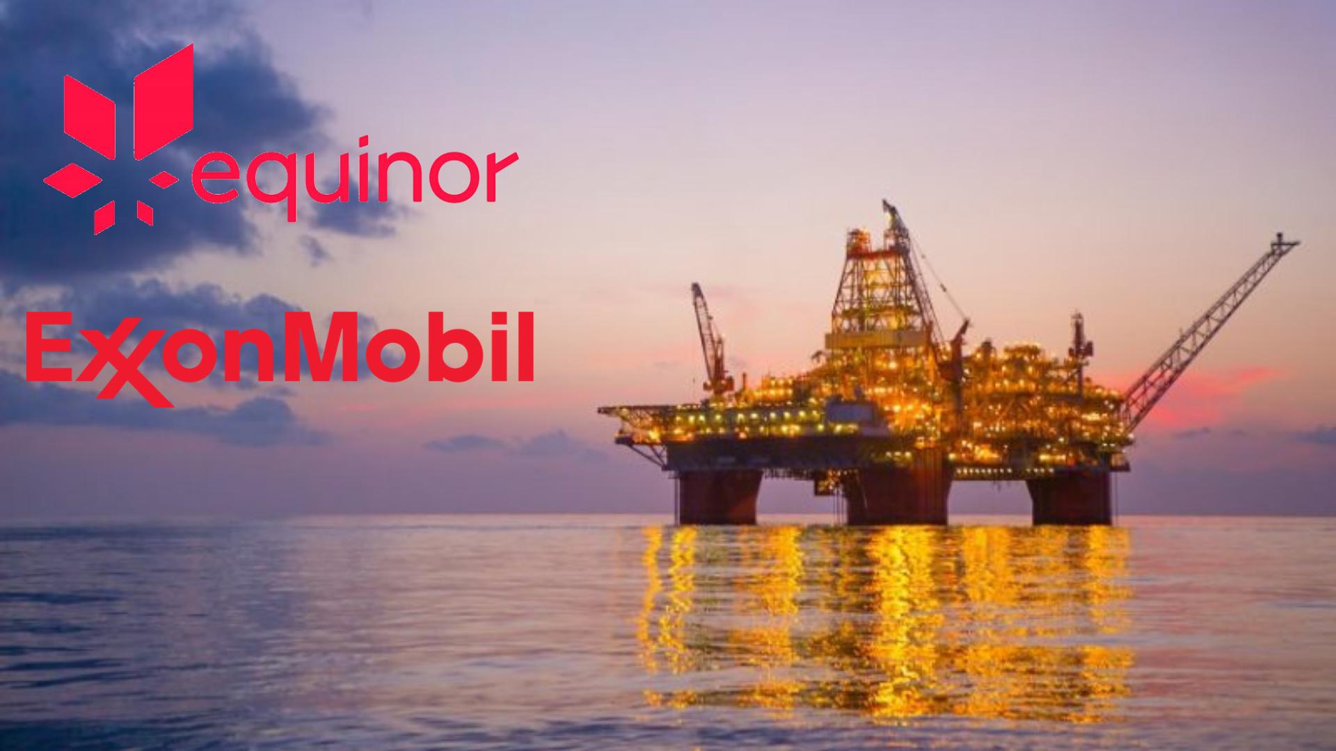 Petróleo - Exxon – Equinor – Bacia de Santos