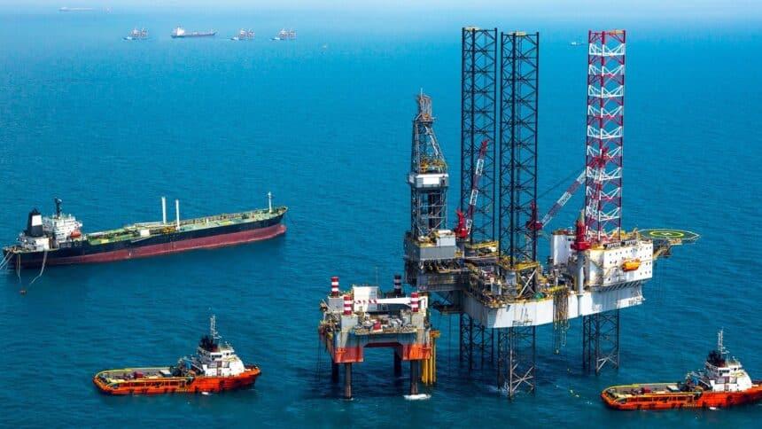 Plataformas e embarcações Profissões Petróleo offshore