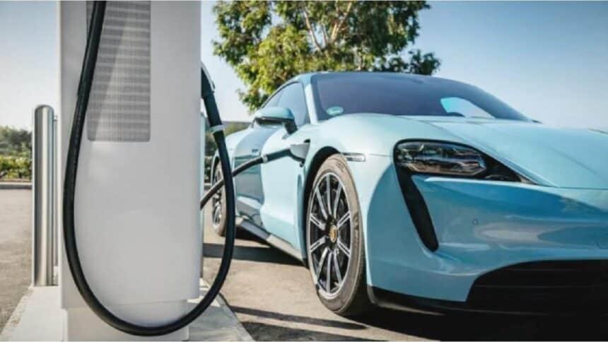 Porsche - baterias - carros elétricos