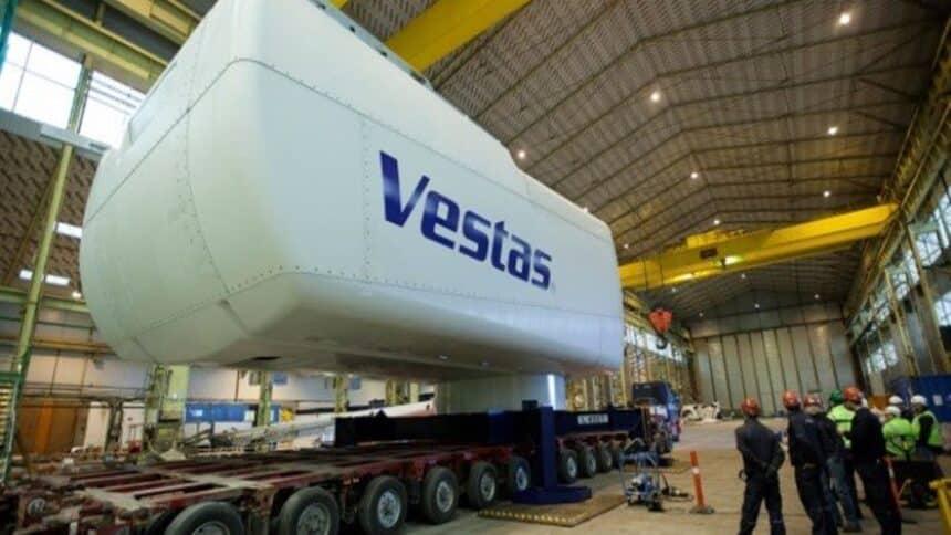 turbina - Vestas - aerogeradores - ceará - emprego - fábrica - pecém - eólicas - américa latina