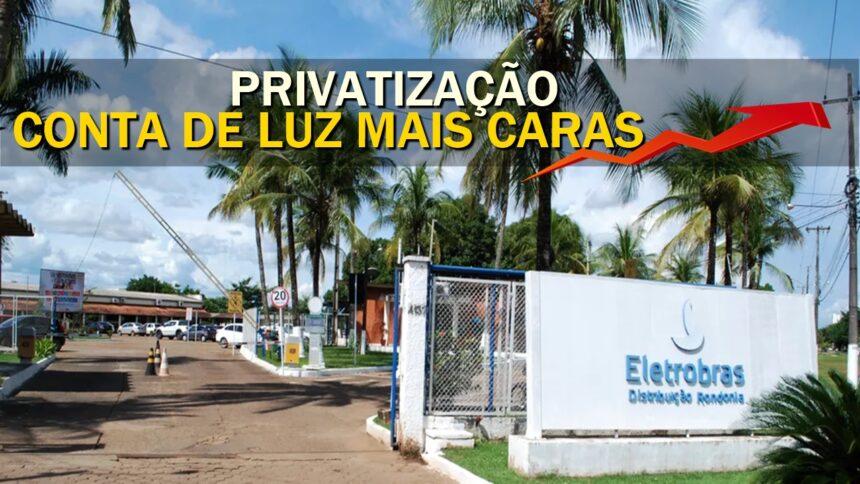 eletrobrás - privatização - conta de luz - preço - energia solar