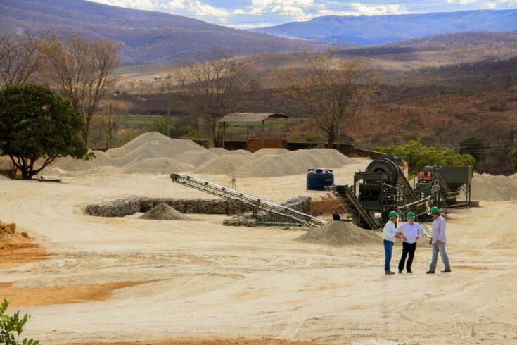 Mineradora – Minas Gerais – lítio