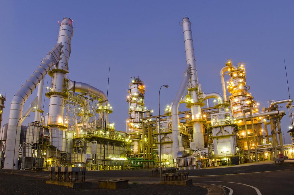 Petrobras – refinaria – São Paulo