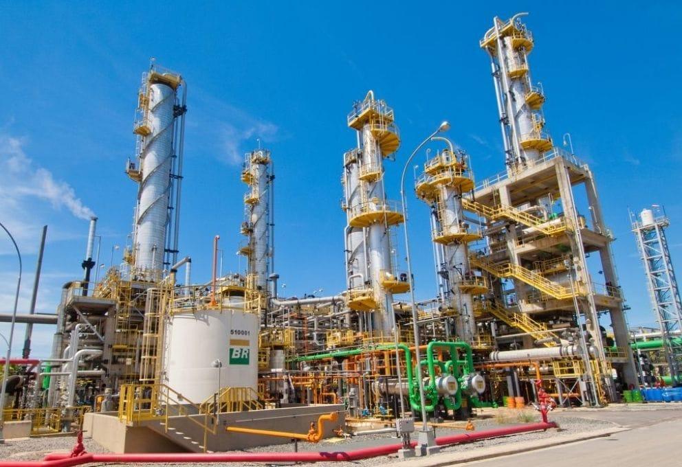 Refinarias – Petrobras – combustíveis