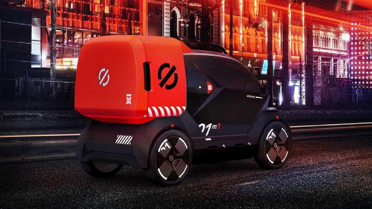Renault - veículos elétricos - compartilhamento - entregas