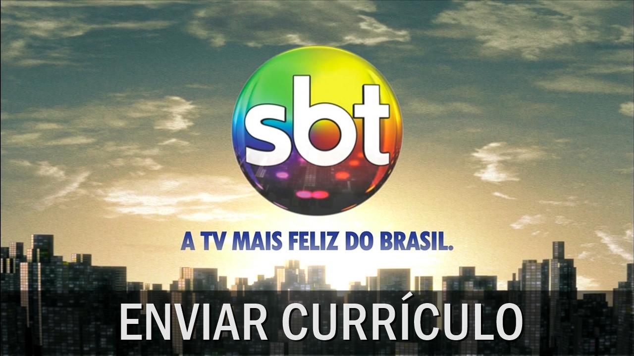 SBT - emprego - vagas - estágio - aprendiz - ensino médio - SP - RS