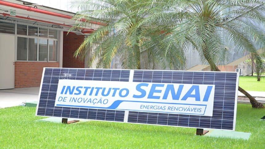 Senai - Rio grande do norte - energia renovável -