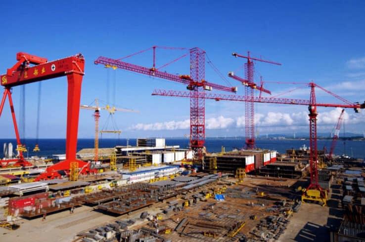 Rio de Janeiro – construção naval – petróleo – empregos