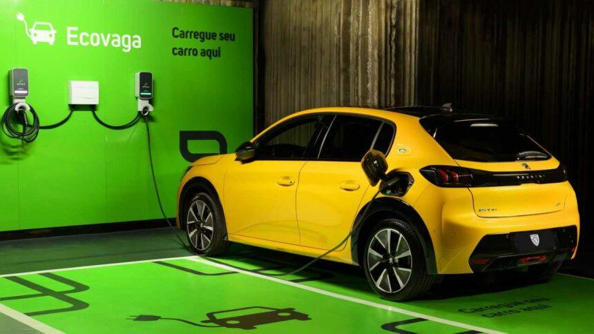 Stellantis - carros elétricos - Citroën