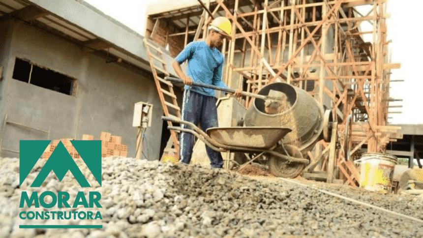 construtora – emprego - Espírito Santo
