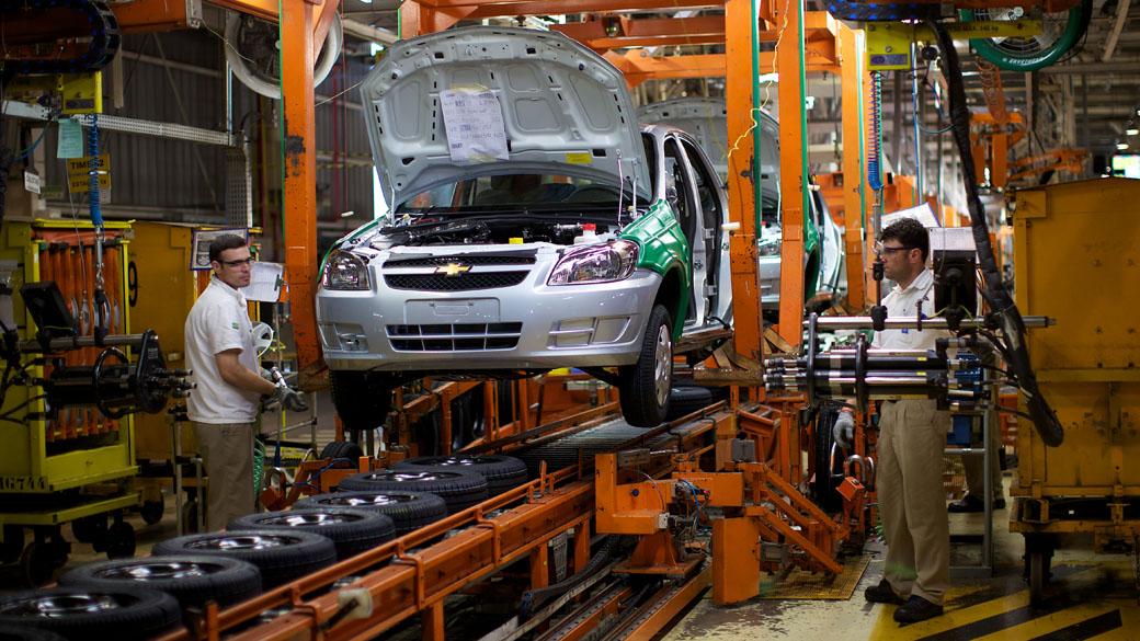 General Motors – empregos – São Paulo