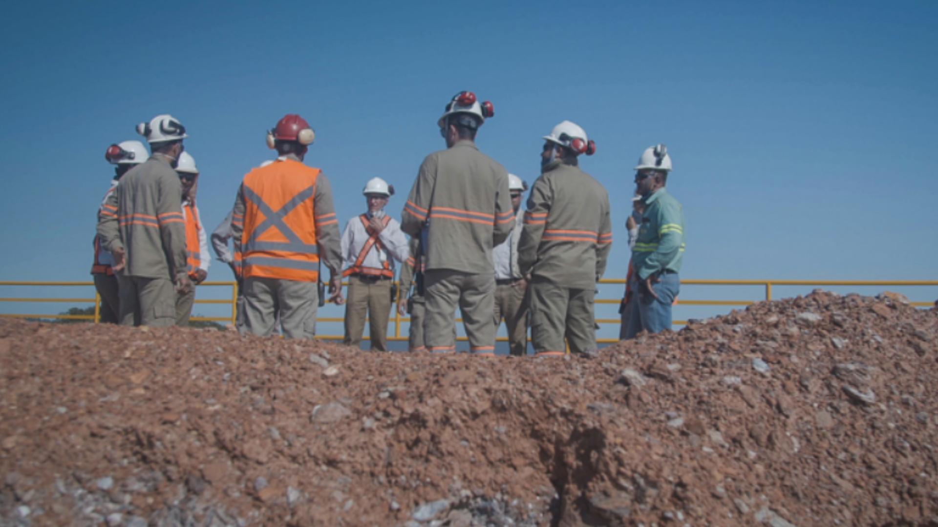 Emprego – mineradora – Mato Grosso