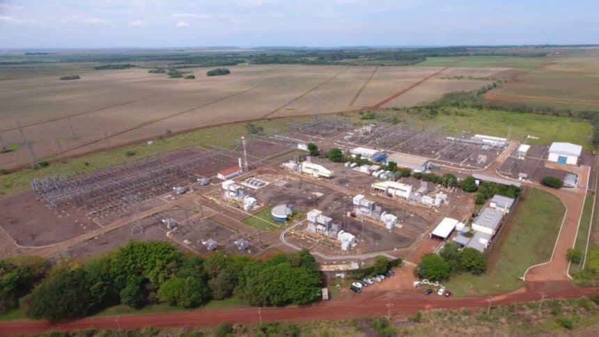 Usina – termelétrica – Mato Grosso do Sul