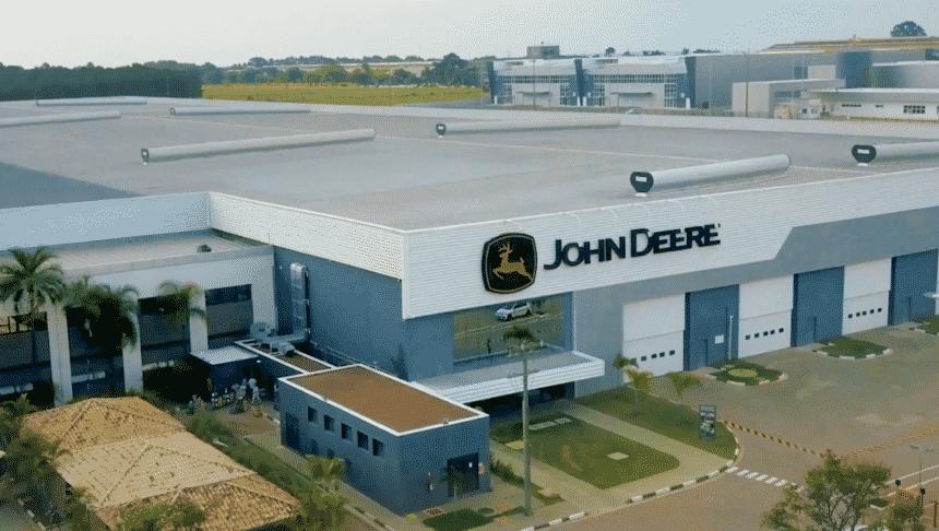 Emprego – São Paulo – John Deere