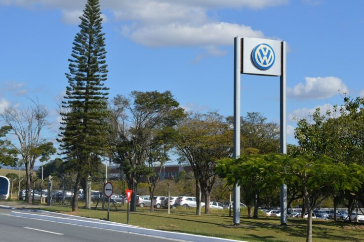 Volkswagen – São Paulo – fábrica