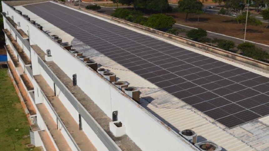 Tocantins - energia solar - painéis solares - usinas