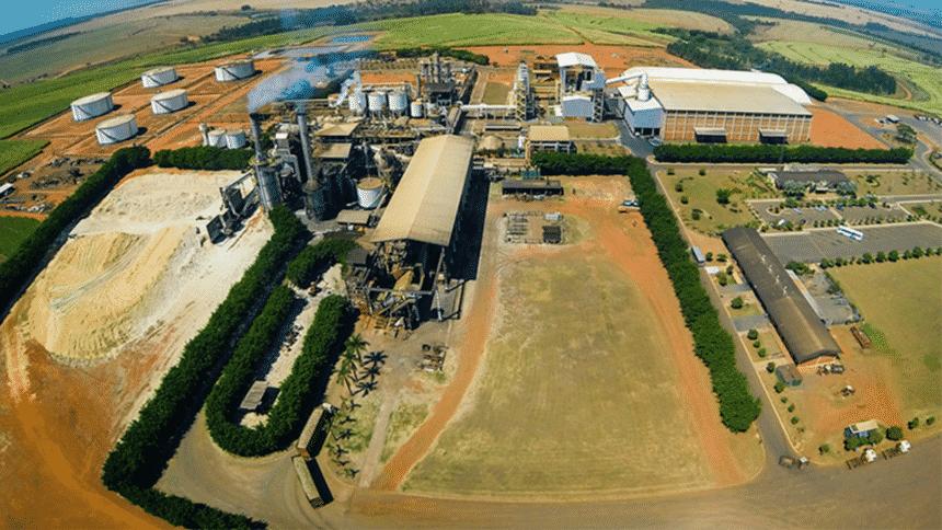 Usina – São Paulo – sucroenergético
