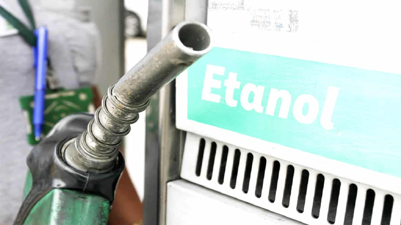 Volkswagen - caminhões - etanol