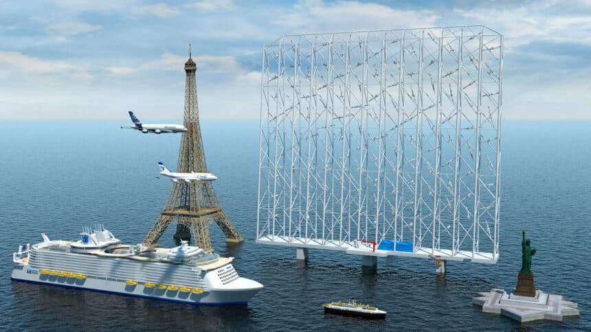 energia eólica energia meio ambiente turbinas eólicas offshore